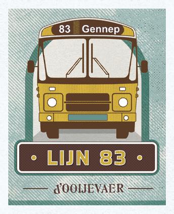 d'Ooijevaer - Lijn 83